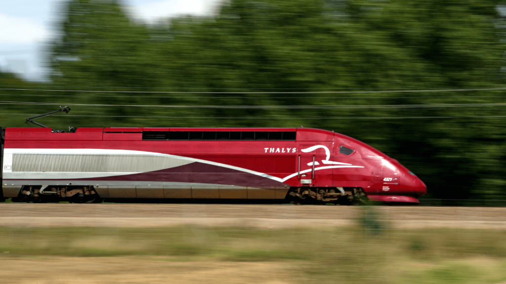 Thalys creates one single source of truth