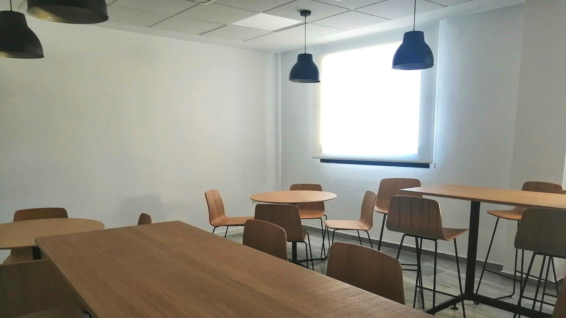 Our new Adessa office in Malaga is open! - canteen