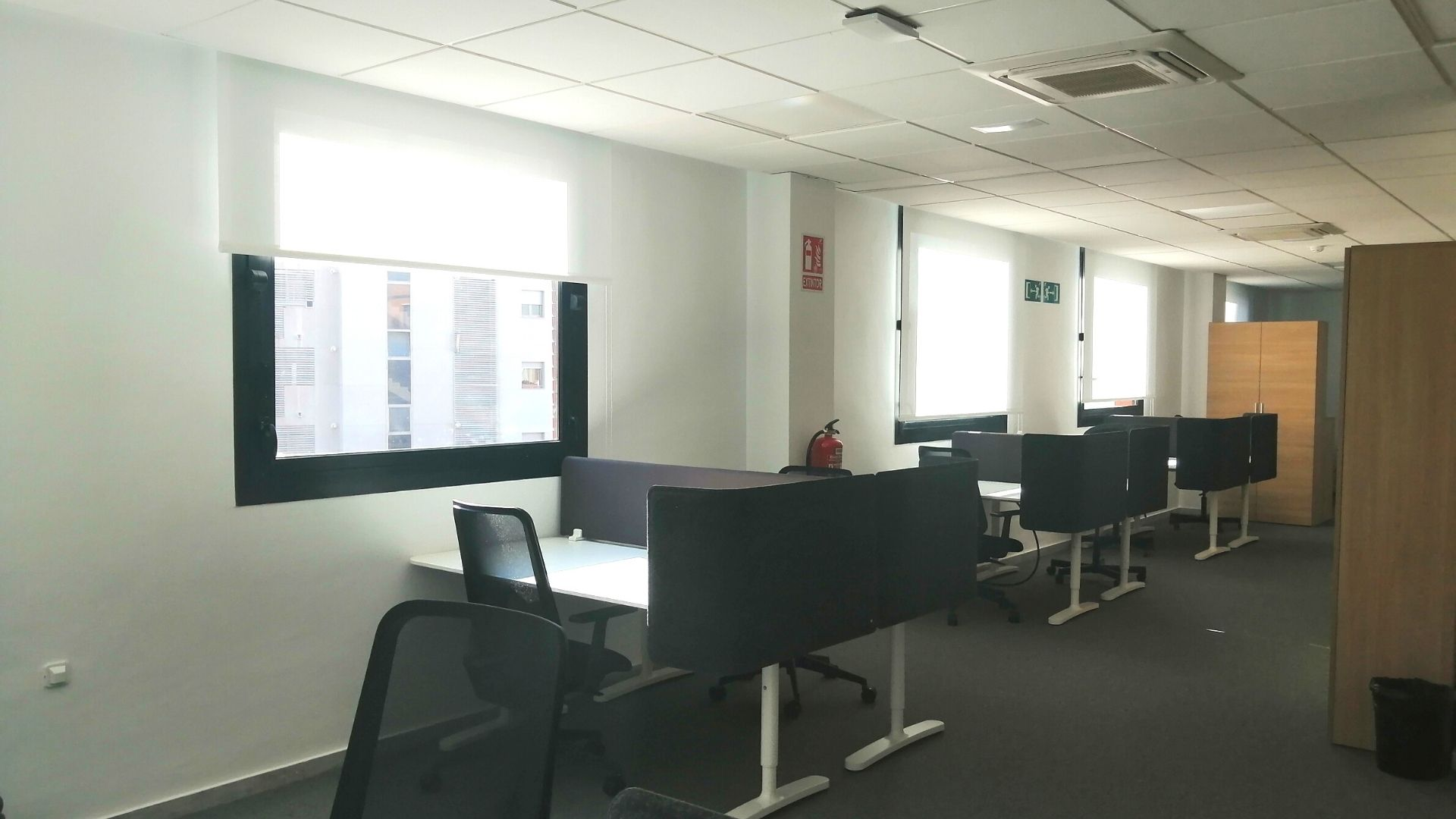Our new Adessa office in Malaga is open! - working space