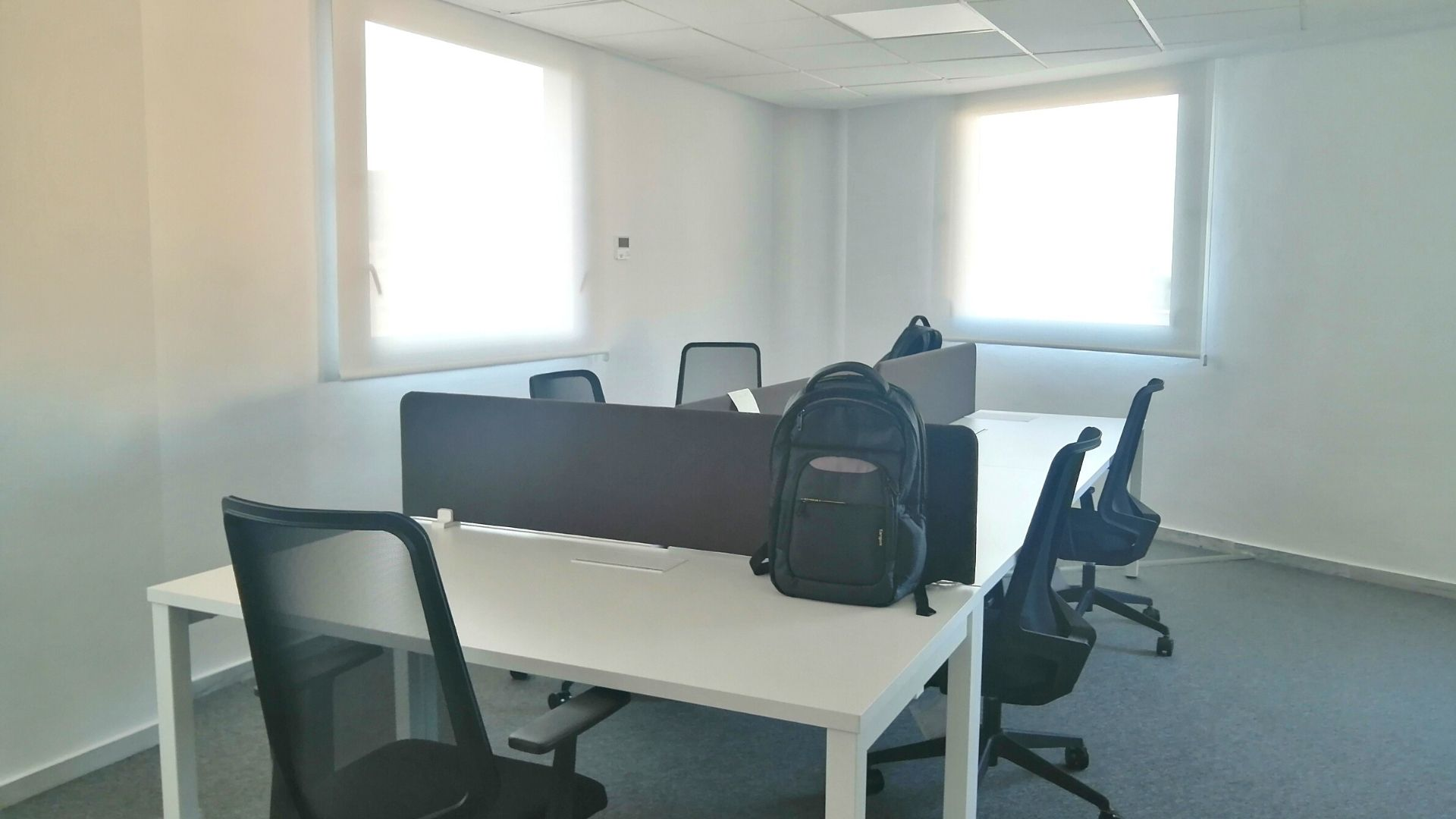 Our new Adessa office in Malaga is open! - office desks
